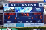 Villanova with a Rare 2-0 Lead