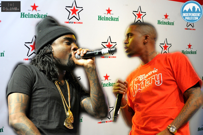 Wale and Nas copy